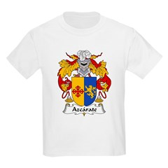 Azcarate Family Crest T-Shirt