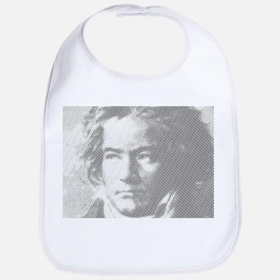 Beethoven Portrait Bib