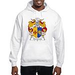 Azcarate Family Crest Hooded Sweatshirt