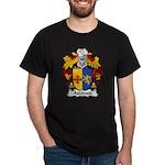 Azcarate Family Crest Dark T-Shirt