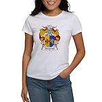 Azcarate Family Crest Women's T-Shirt