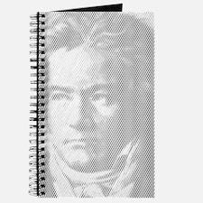 Beethoven Portrait Journal