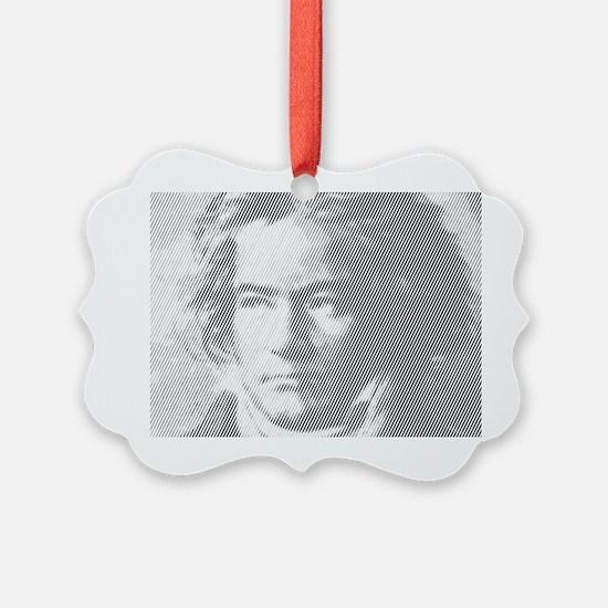 Beethoven Portrait Ornament