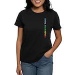 Central African Rep Women's Dark T-Shirt
