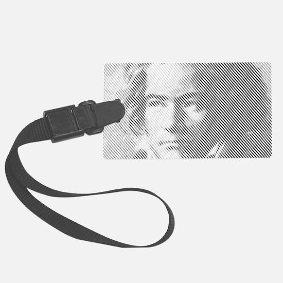 Beethoven Portrait Luggage Tag