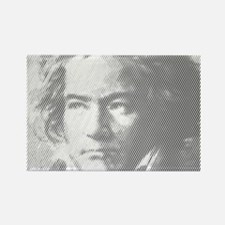 Beethoven Portrait Magnets