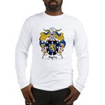 Ayora Family Crest  Long Sleeve T-Shirt
