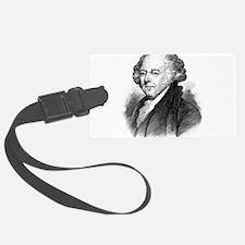 John Adams Luggage Tag
