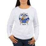 Ayerbe Family Crest Women's Long Sleeve T-Shirt