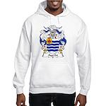 Ayerbe Family Crest Hooded Sweatshirt