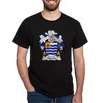 Ayerbe Family Crest Dark T-Shirt