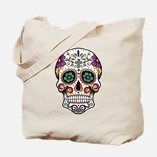 Funny Day of dead Tote Bag