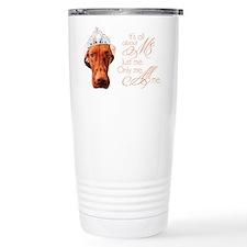 All About Me Vizsla Thermos Mug