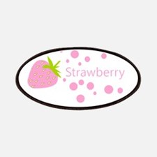 Pink strawberry Patch