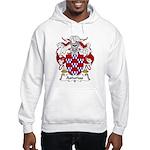 Asturias Family Crest Hooded Sweatshirt