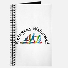 Refugees Welcome Journal