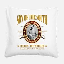 Wheeler (SOTS2) Square Canvas Pillow