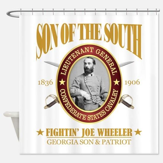 Wheeler (SOTS2) Shower Curtain