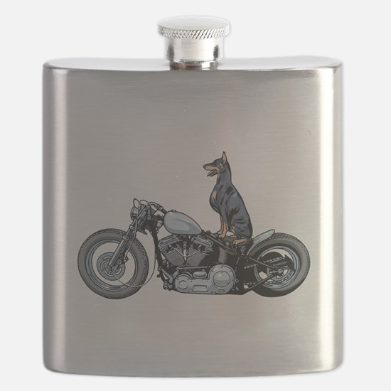 Dobercycle Flask