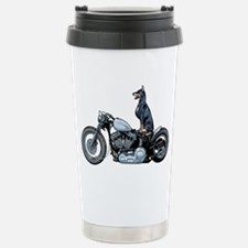 Dobercycle Travel Mug