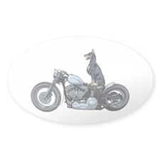 Dobercycle Decal