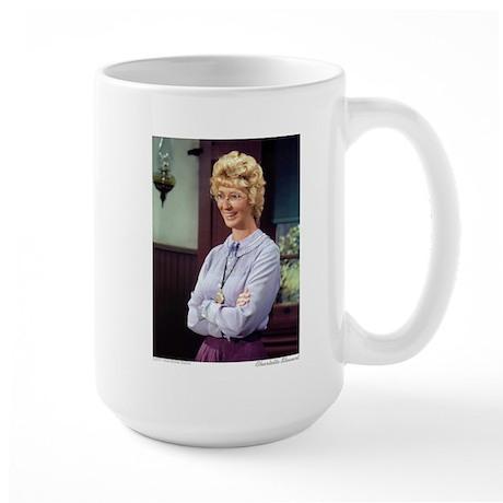 Miss B plain (color) Large Mug