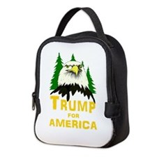 Trump for America Neoprene Lunch Bag