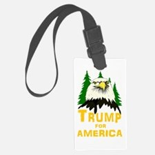 Trump for America Luggage Tag