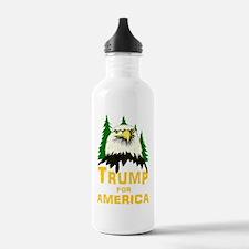 Trump for America Water Bottle