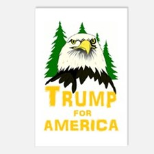 Trump for America Postcards (Package of 8)