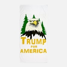 Trump for America Beach Towel