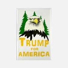 Trump for America Rectangle Magnet (100 pack)