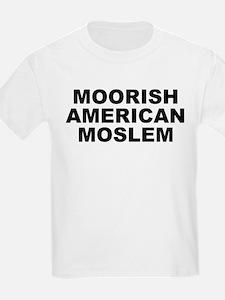 Moorish American Moslem T-Shirt