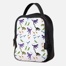 Dinosauria II Neoprene Lunch Bag