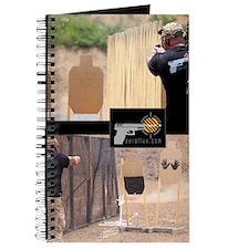 Zeroflux Handgun Action Shooting Journal