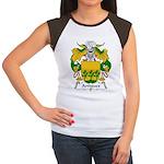 Artigues Family Crest Women's Cap Sleeve T-Shirt