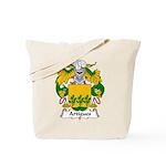 Artigues Family Crest Tote Bag