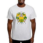 Artigues Family Crest Light T-Shirt