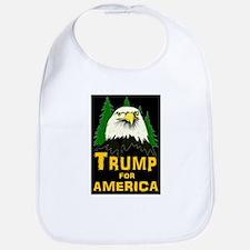 Trump for America Bib