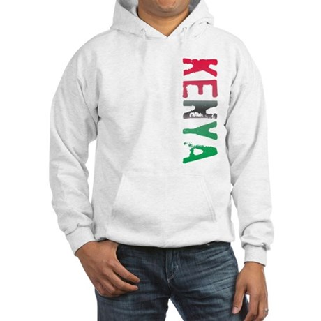 Kenya Hooded Sweatshirt