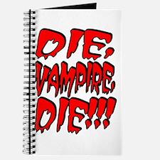 Die, Vampire, Die!!! Journal