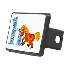 H for Horse Hitch Cover