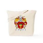 Artasona Family Crest Tote Bag