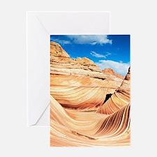 Desert Canyon Greeting Cards