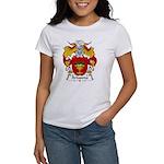 Artasona Family Crest Women's T-Shirt