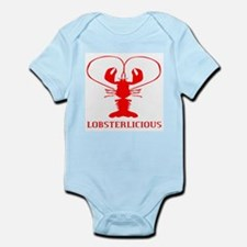 Lobsterlicious Body Suit
