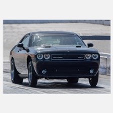 Funny Dodge challenger Wall Art