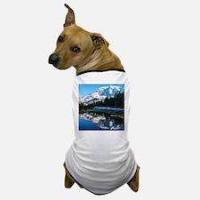 Mt. Rainier Dog T-Shirt