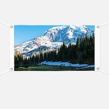 Mt. Rainier Banner
