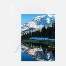 Mt. Rainier Greeting Cards (Pk of 20)